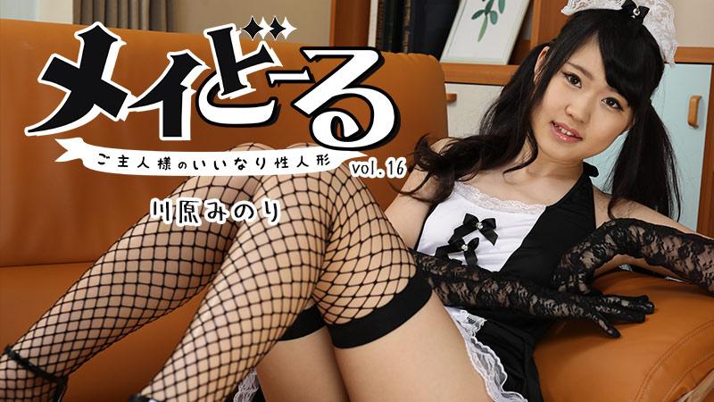 メイどーる Vol.16〜ご主人様のいいなり性人形〜 / HEYZO