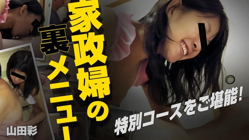 デリバリー家政婦の裏メニュー〜特別コースをご堪能〜 / HEYZO