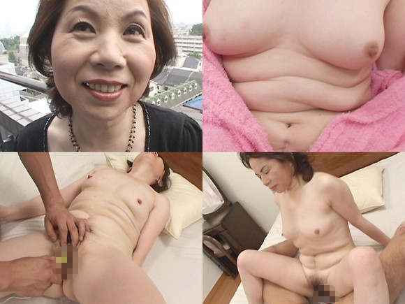 初裏無修正 島田亜希子 熟れた五十路の身体 / 熟女倶楽部