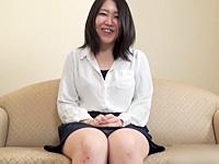 ちょっと緊張してます… - 桃井未来27歳の画像