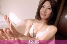 マジ軟派、初撮。523 in 横浜 チームN - 理子 27歳 エレベーターガールの画像