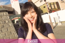 マジ軟派、初撮。544 in 甲府 チームN - ゆみ 24歳 パン屋店員の画像