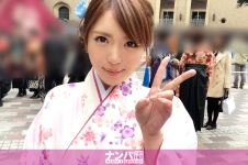 卒業式ナンパ 01 in 新宿 - あいか 22歳 大学生の画像