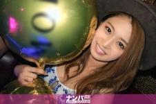 CLUBナンパ 01 in 渋谷 - ありさ 20歳 ショップ店員の画像
