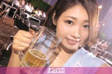 ビアガーデンナンパ 01 in 新宿 チームN - 沙希 20歳 大学生の画像