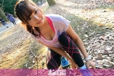 ジョギングナンパ 07 - のぞみ 22歳 ネイリストの画像