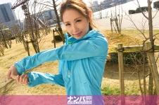 ジョギングナンパ 08 in 豊洲 - れん 24歳 アパレル会社経営の画像