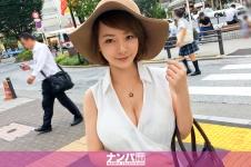 【ガチ中出し】マジ軟派、初撮。 24 - リサ 27歳 エステ会社経営の画像