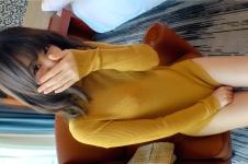 【初撮り】【秋葉原からお越し】【プリプリ美尻】おっとり顔の20歳のメイドさん。休日のご奉仕は男の上で淫猥な音を鳴らし.. ネットでAV応募→AV体験撮影 1199 - いおり 20歳 メイドカフェの画像