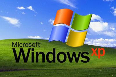 Windows XPの画面スクショ