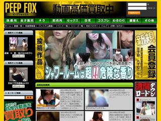 PEEP FOX 盗撮狐の特徴